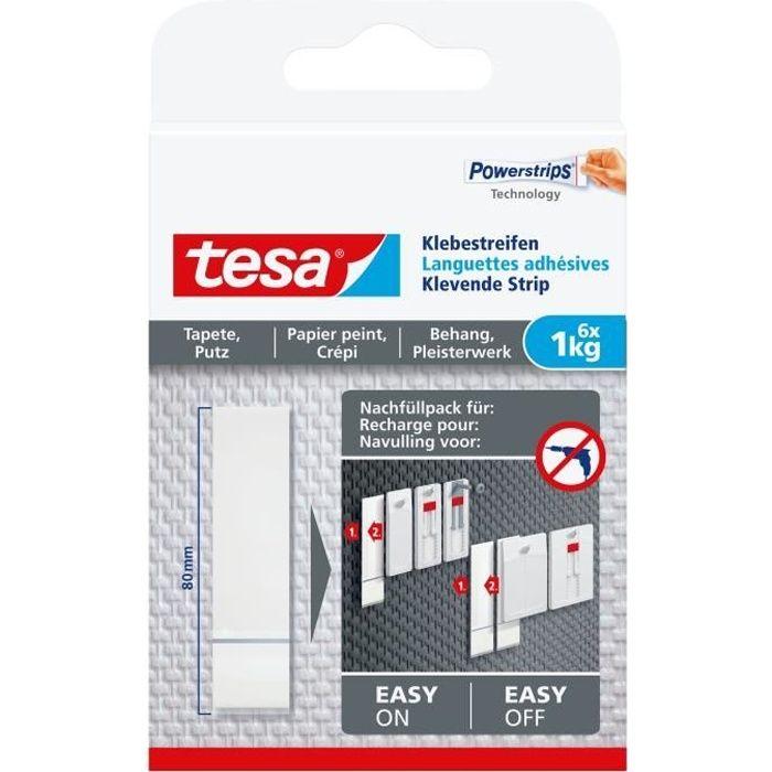 TESA Strisce adesive - Per carta da parati
