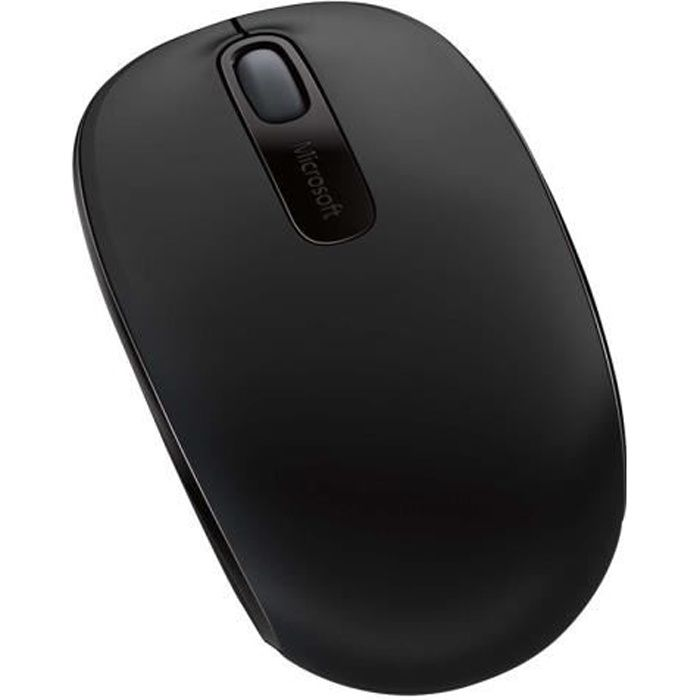 Wireless Mobile Mouse 1850 - Black