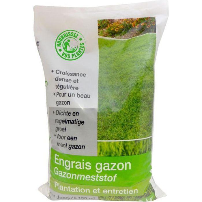 Fertilizzante per prato NONA - 5 kg