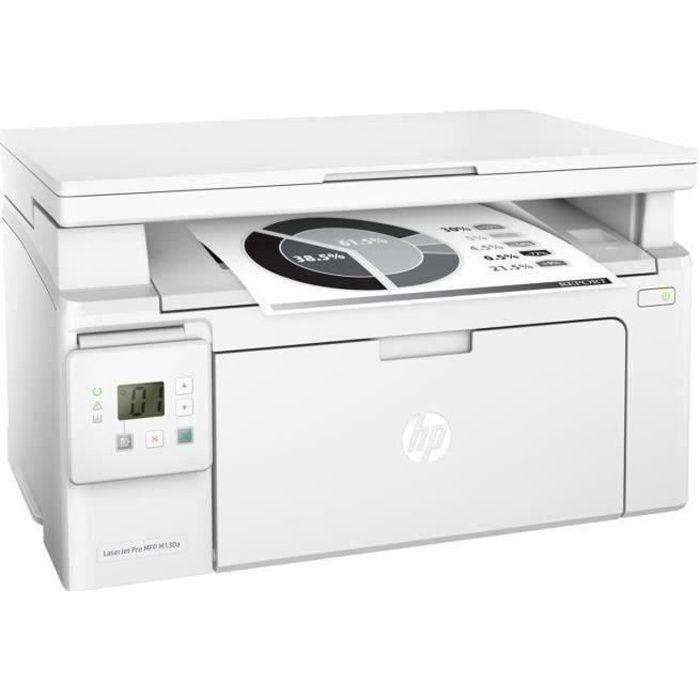 HP LaserJet Pro M130a - Stampante laser multifunzione monocromatica