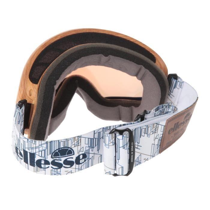 ELLESSE Masque de ski Aquila GGL Wood M 2
