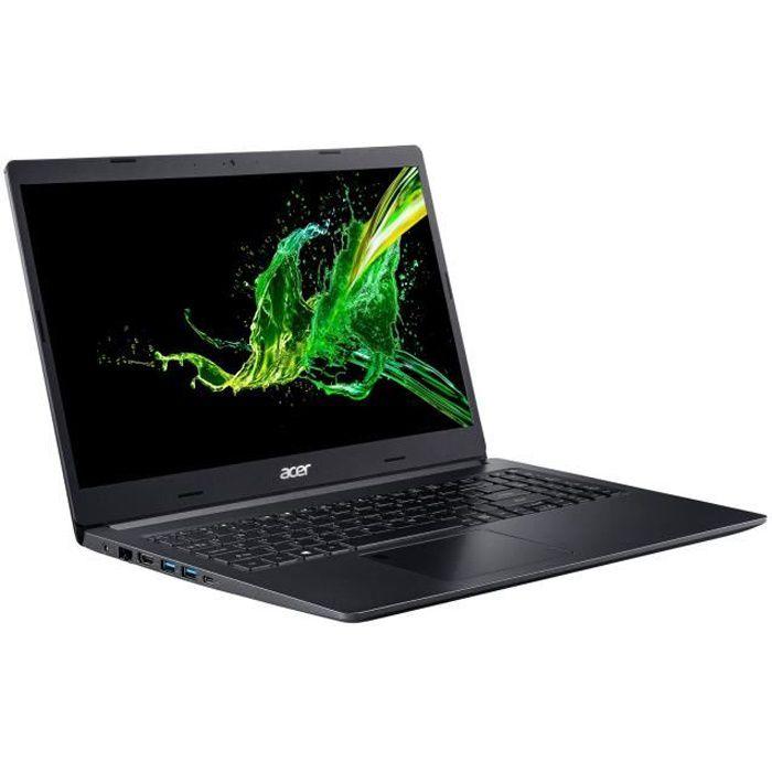 PC portatile - ACER A515-55-79P6 - 15,6FHD - Intel Core i7-1065G - 8 GB di RAM - 512 GB di memoria SSD - Windows 10 - AZERTY