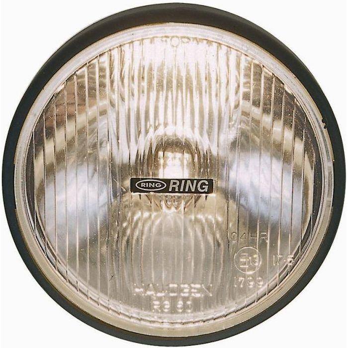 2 proj ronds ROADRUNNER RING 160x160x70mm