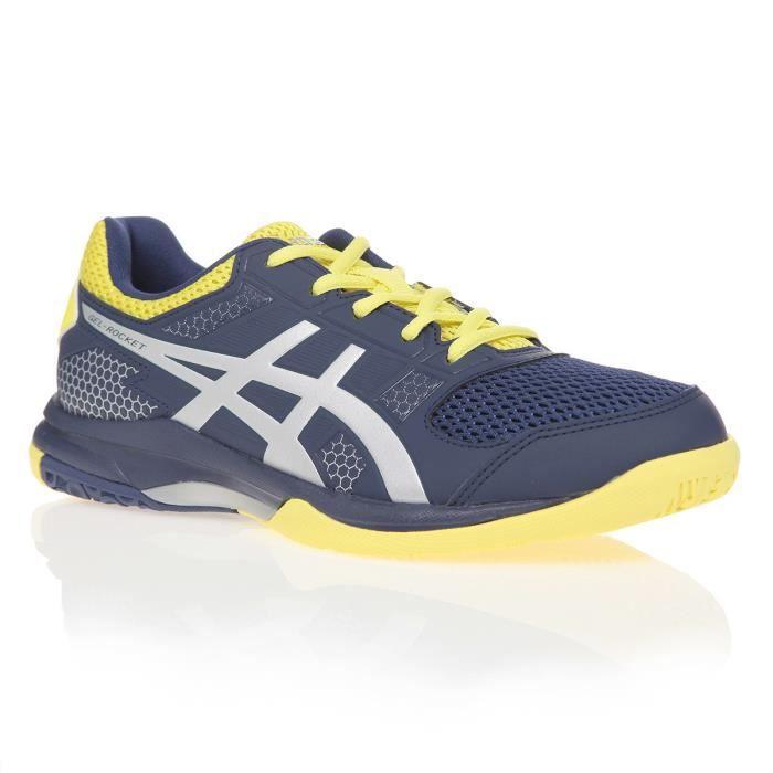 ASICS Chaussures de Volleyball GEL-ROCKET 8 - Adulte  - Bleu