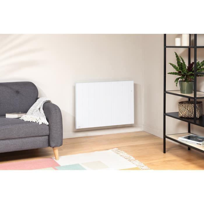 CONCORDE Arkadi Plus 2000 watt Radiatore con vera inerzia rifrattitica - Programmabile - Rilevatore di presenza