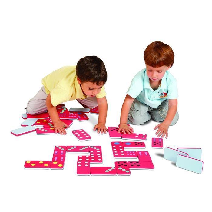 Gioco da tavolo BSM Giant Dots Dominos