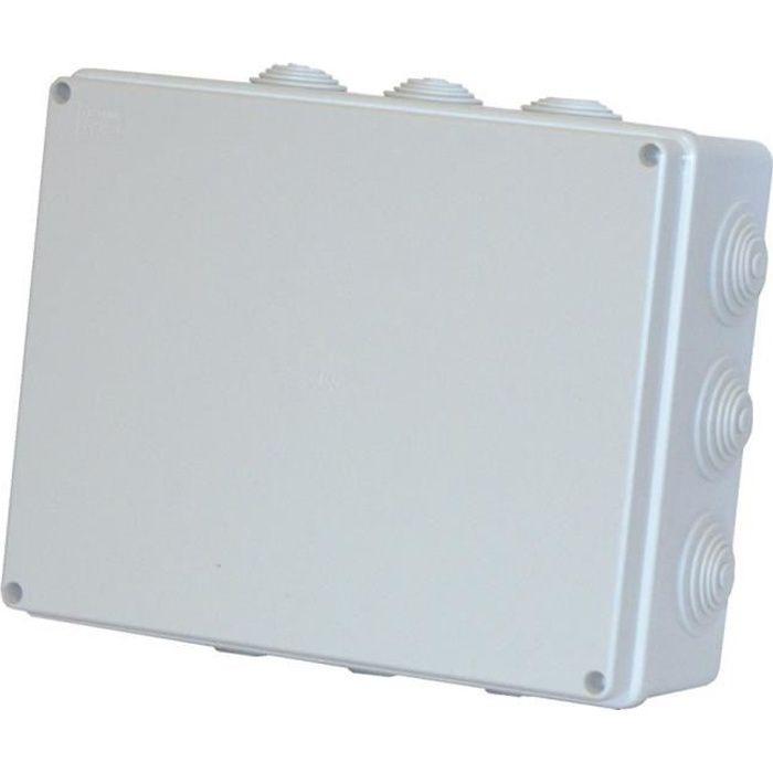 scatola di giunzione impermeabile IP55 VOLTMAN 24x19x9 cm