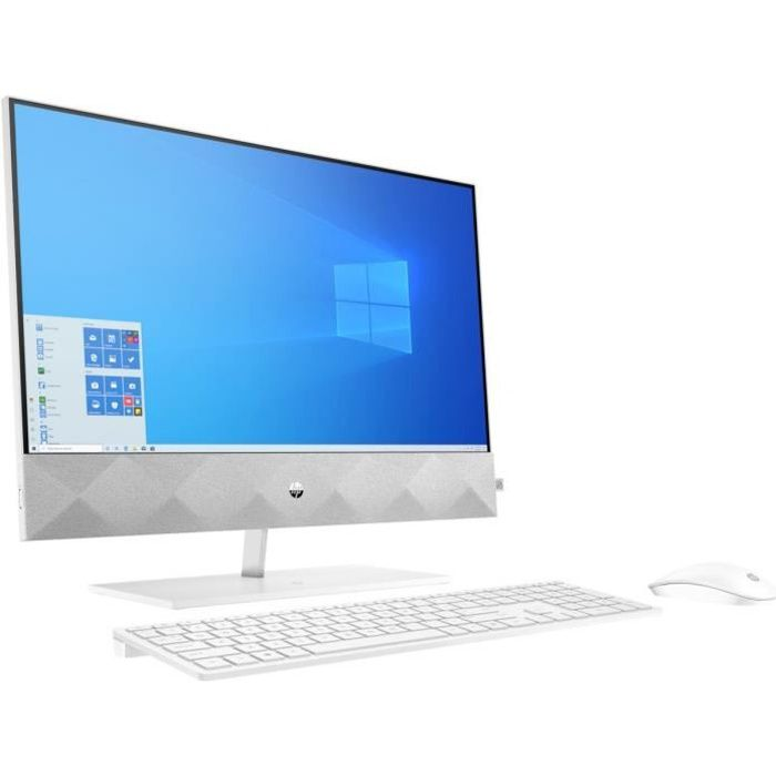 HP PC All-in-One 24-k0090nf - HD 24 \