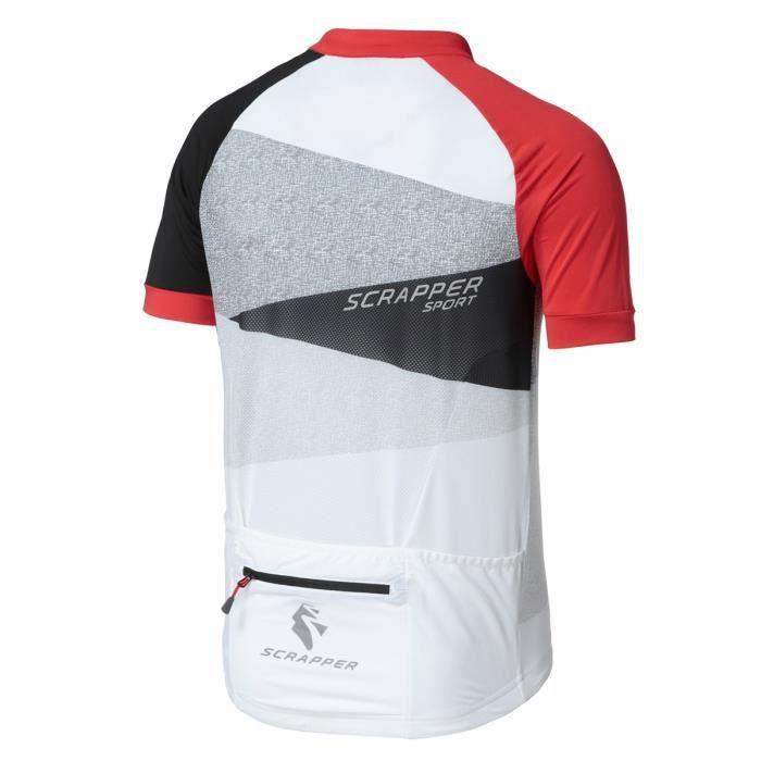 SCRAPPER Maillot de cyclisme Scr Sport Tmc - Homme