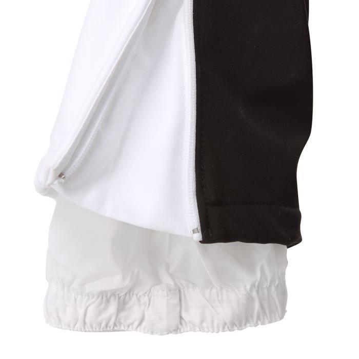 LUTHA Salle Fuseau - Femme - Noir et blanc