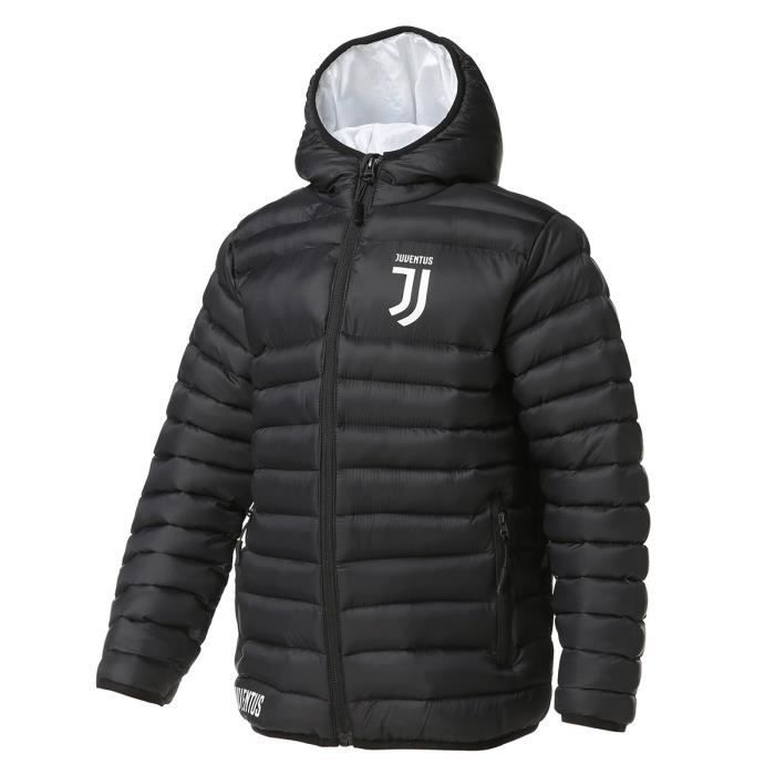 Doudoune a capuche Juventus 20 - Enfant