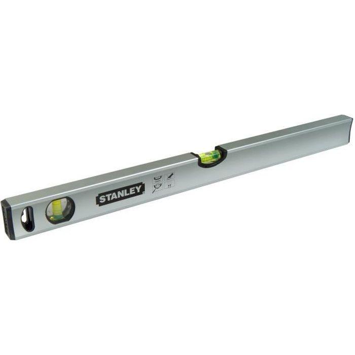 STANLEY Livella magnetica tubolare classica 60cm