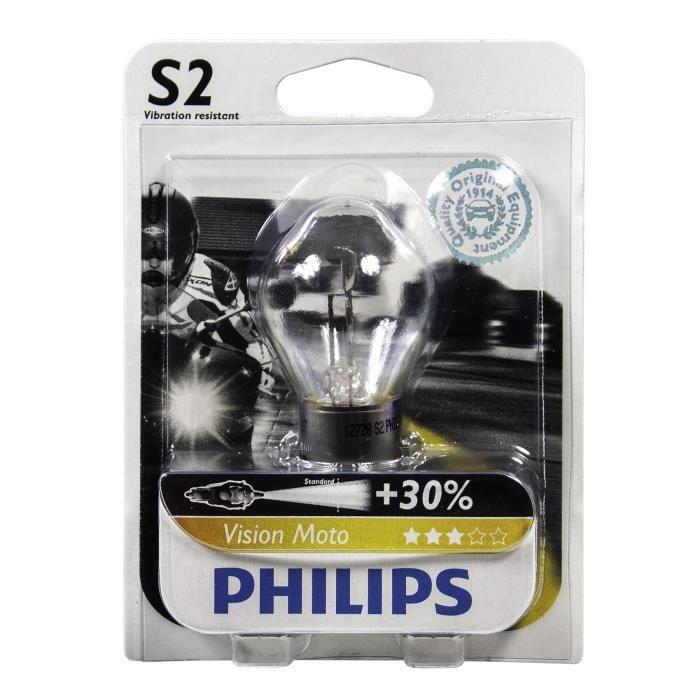Fiale Moto Premium Philips- 1 S2