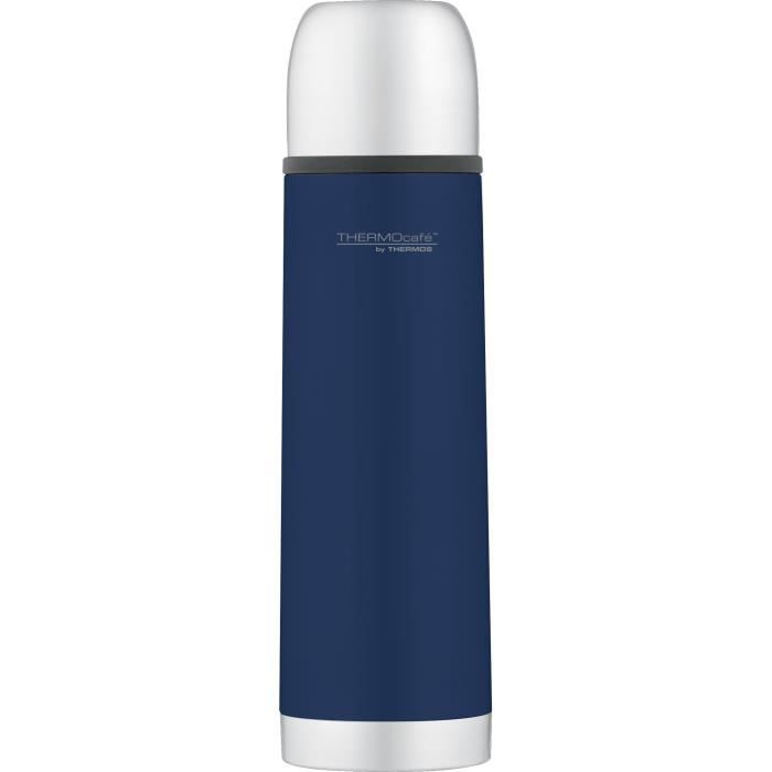 Thermos 106120 Bouteille isotherme THERMOS Soft Touch-Bleu-0,5L