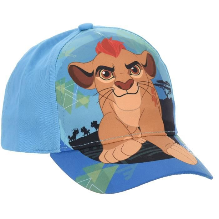 Cappello da bambino sublimato KING LION Beige
