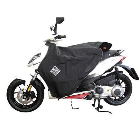TUCANO URBANO Grembiule adattabile per scooter o moto R017X - nero