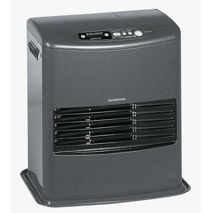 INVERTER 6008-4000 watt Fornello elettronico a cherosene - Funzione ECO - Programmazione 24H - Rilevatore di CO2 - Sicurezza bambini