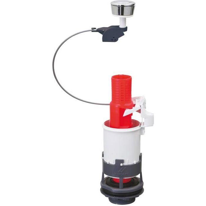 meccanismo WC WIRQUIN MD² - Pulsante singolo con cavo