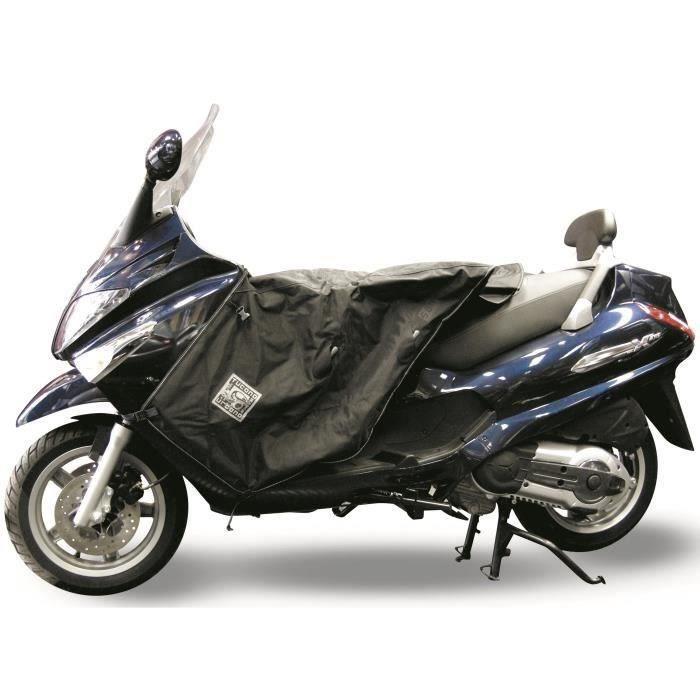 TUCANO URBANO Grembiule adattabile per scooter o moto R045 Nero