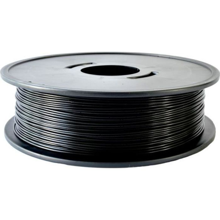 Filamento ECOFIL3D PLA - 1,75 mm - 1 kg - Noir
