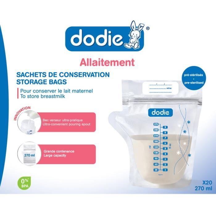 Dodie - Kit Allaitement avec Tire-Lait électrique