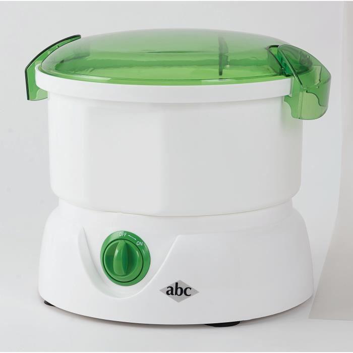 ABC 10044 Pelapatate elettrico - bianco