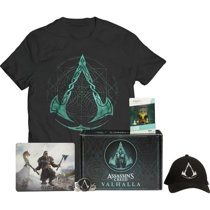 Assassin's Creed Collector Wootbox - XL