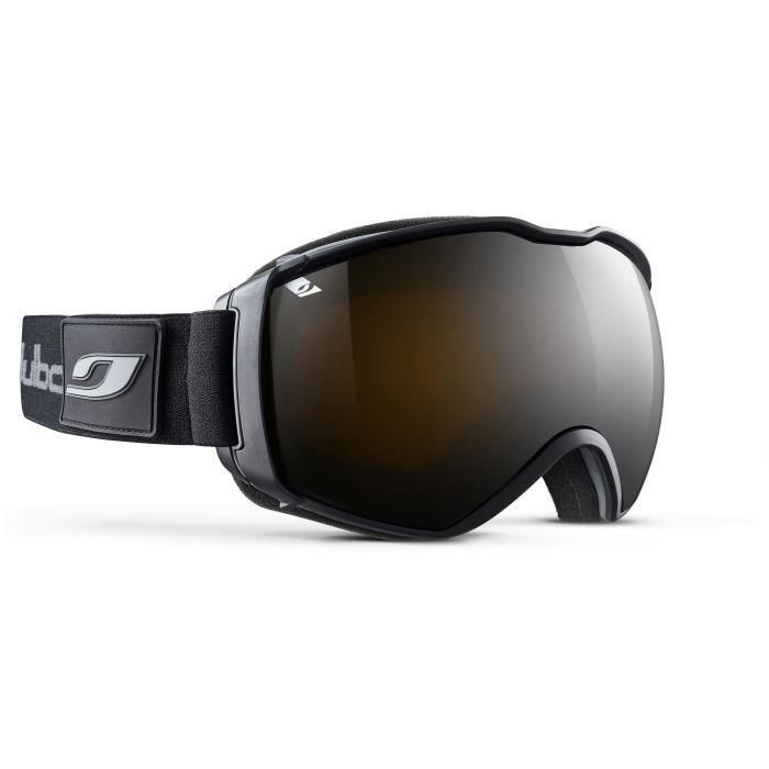 Julbo Masque de ski Airflux - Noir et Gris cat 4