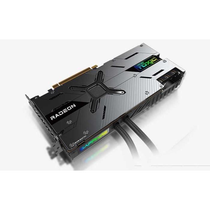 Carte Graphique - SAPPHIRE - Radeon RX 6900 XT Gaming OC 16Go - 11308-06-20G