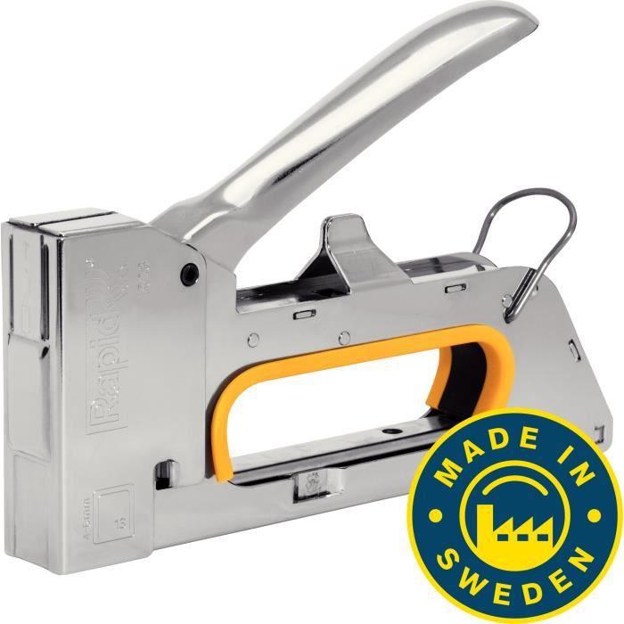 cucitrice manuale in metallo RAPID PRO R23E