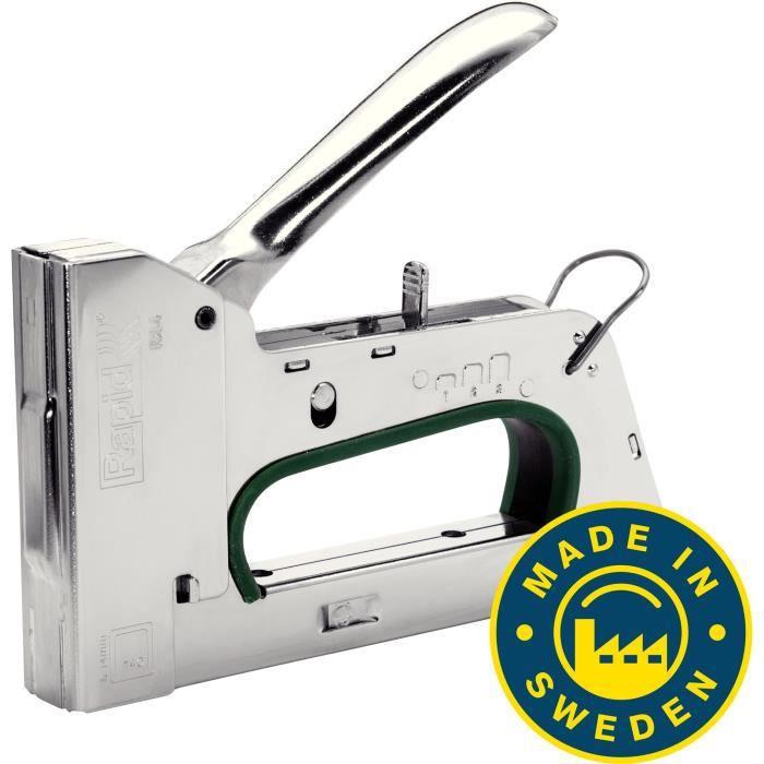 cucitrice manuale in metallo RAPID PRO R34E