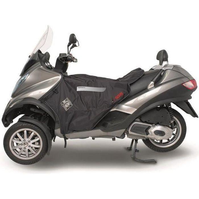 TUCANO URBANO Grembiule adattabile per scooter o moto R062W Nero