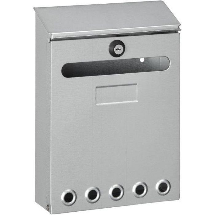 DECAYEUX Cassetta delle lettere Missive in acciaio zincato