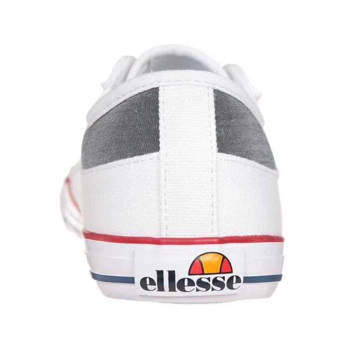 ELLESSE Baskets Toile Blanc Mixte