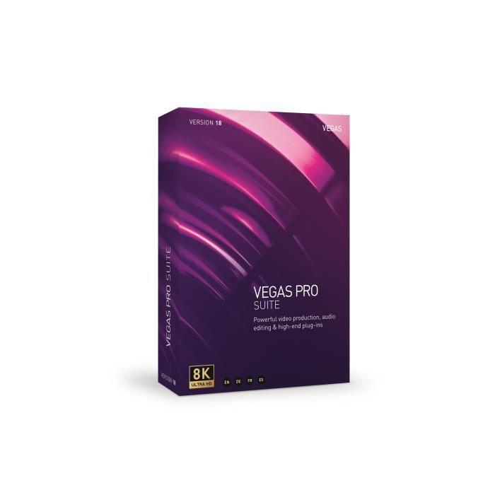 MAGIX VEGAS Pro 18 Suite