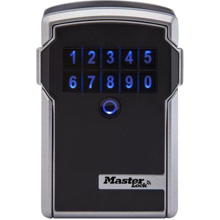 MASTER LOCK Scatola portachiavi sicura con bluetooth - Formato L - Cassaforte intelligente per chiavi