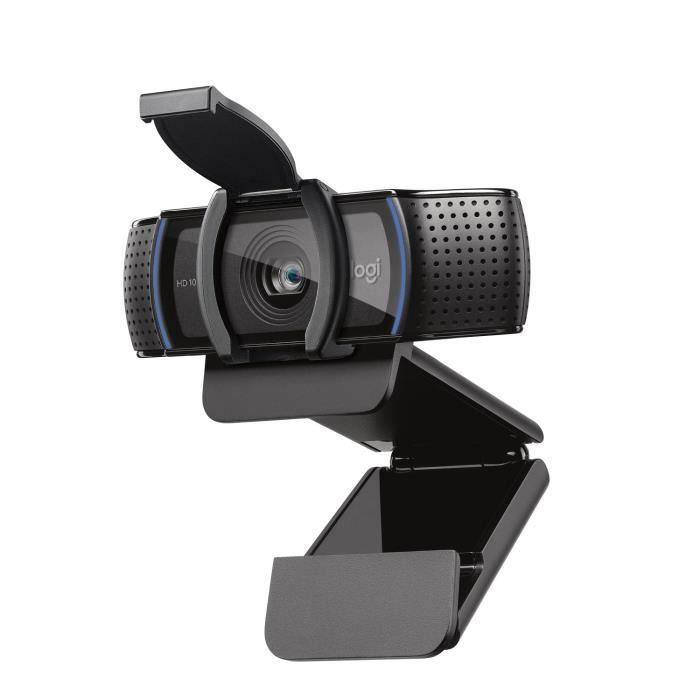 LOGITECH Webcam C920S PRO
