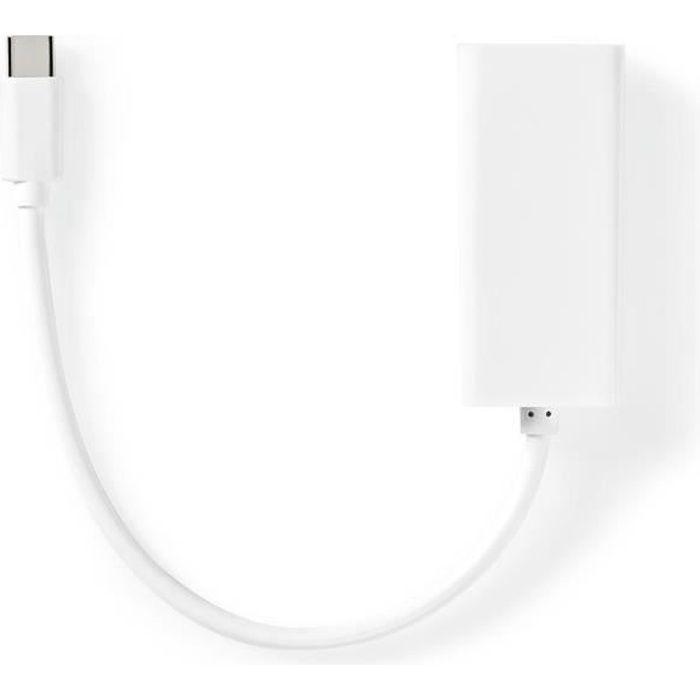 Adaptaeur USB-C 3.2 Gen1 su RJ45