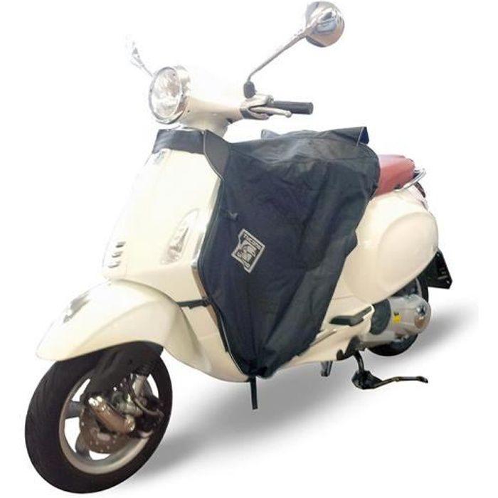 TUCANO URBANO Grembiule adattabile per scooter o moto R170 Nero