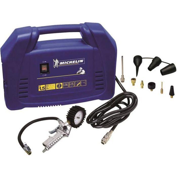 Besole000 Compressore senza serbatoio con accessori di gonfiaggio