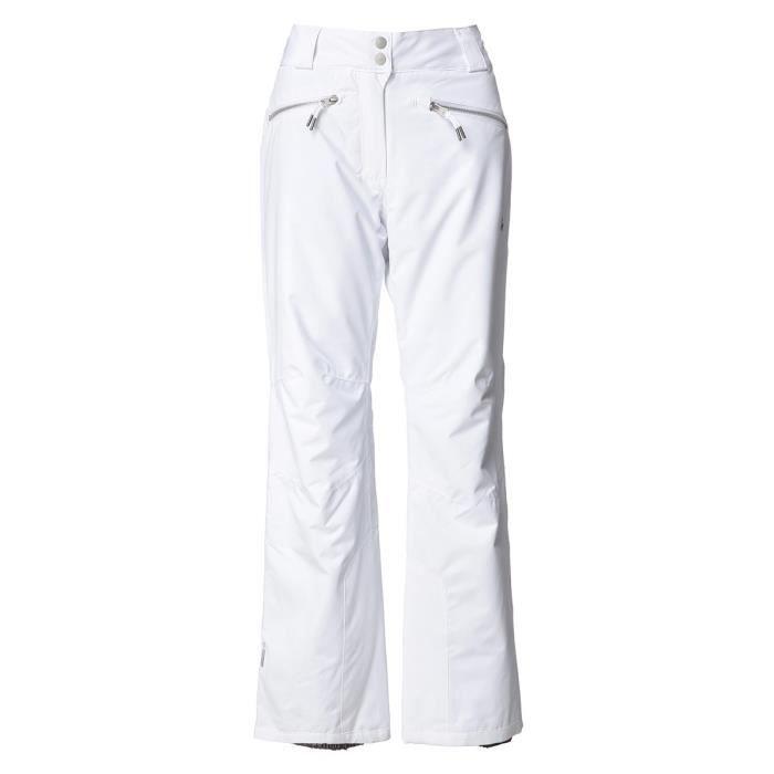 WANABEE Pantalon de ski SAVINAZ 200 PAN - Femme - Blanc