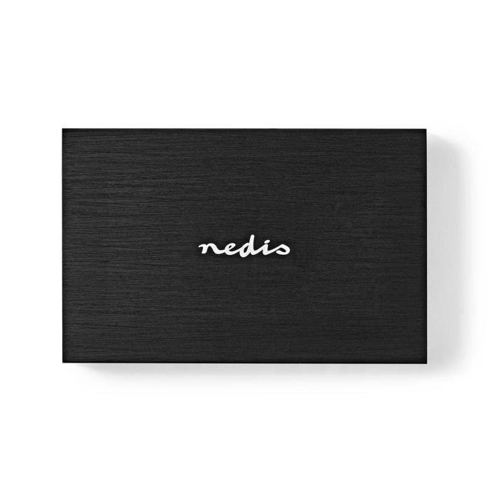 Contenitore per disco rigido NEDIS - 2,5 \