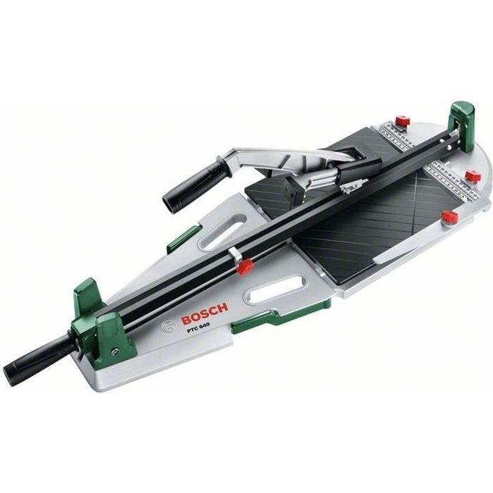 Tagliapiastrelle manuale Bosch - PTC 640 (capacità di taglio 64 cm)