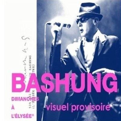 ALAIN BASHUNG – Dimanches A l'Elysée – Edition Lim