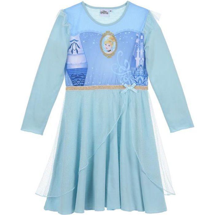 PRINCESSE Camicia da notte blu da ragazza