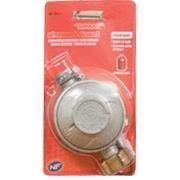 DIPRA Supporto singolo propano NF 1.5kg / h - 37mbar - Dado bottiglia - M20 / 150