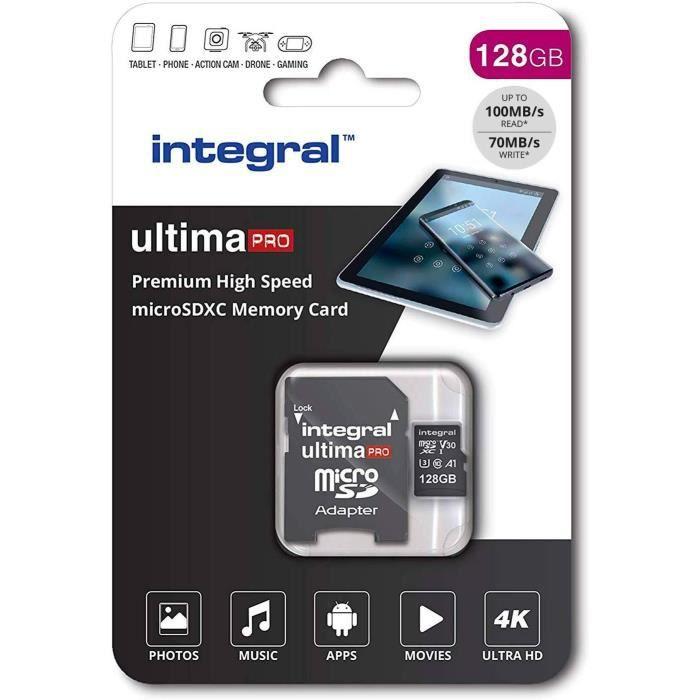 V30 UHS-I U3 Micro SDXC 128G