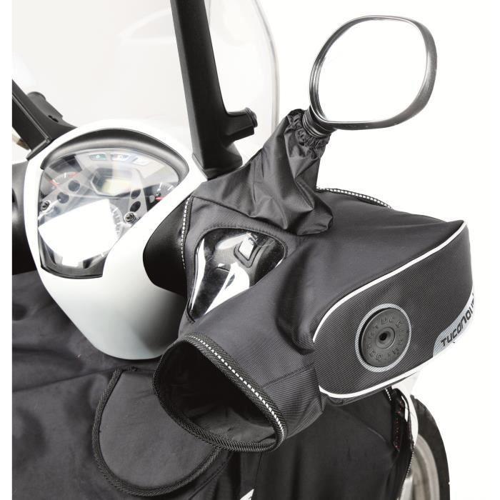TUCANO URBANO Manicotti per scooter o moto R334 neri