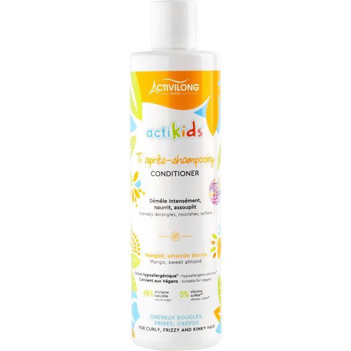 ACTIVILONG Ti Apres-Shampooing conditionneur Actikids - 300 ml