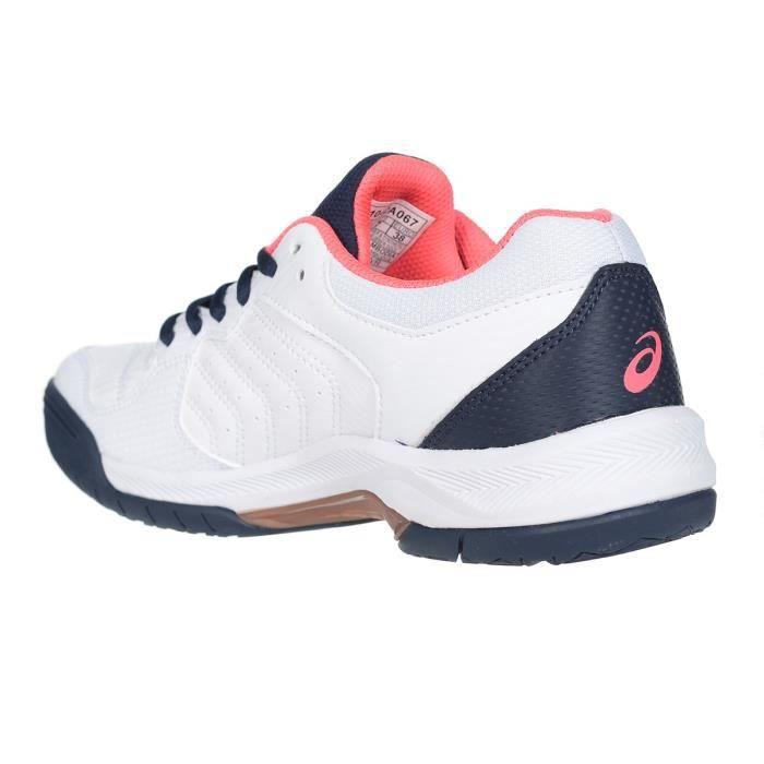 ASICS Chaussures de tennis Gel-Dedicate 6 - Femme - Blanc